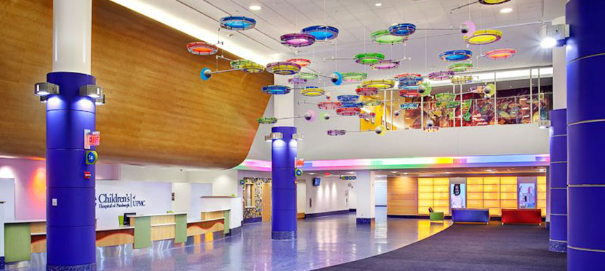 Children's Hospital of Pittsburgh of UPMC | JAMES GALLERY